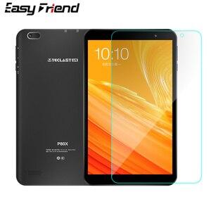 Para teclast p80 pro p80x m8 m89 a10s p10s p10 hd p10se tablet película protetora protetor de tela de vidro temperado