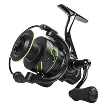 High Strength Long Distance Gapless Spinning Fishing Reel