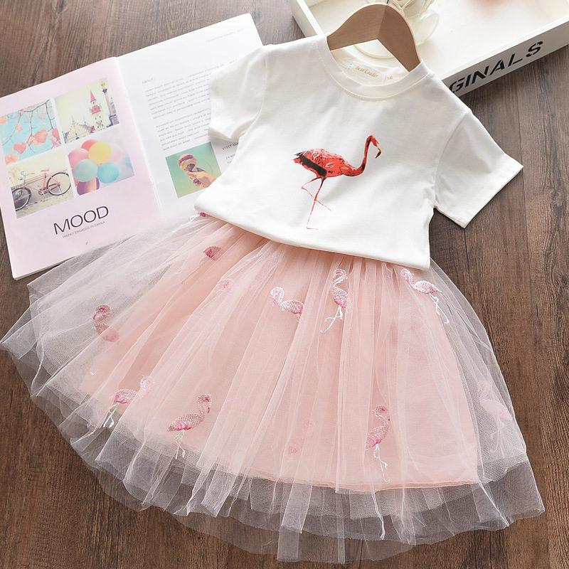 Śliczne sukienki dla dzieci dla dziewczynek szyfonu elegancki kwiat księżniczka dziewczynek ubrania słodkie Tutu sukienek dziewczynka ubrania