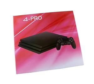 Image 5 - 1 مجموعة كاملة الإسكان الحال بالنسبة ل PS4 سليم برو وحدة التحكم أسود اللون ل PS4 1100 1000 1200 وحدة التحكم الإسكان الإسكان البيت شل لديها شعار