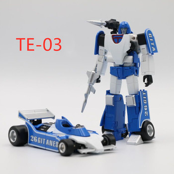 Lensple Transformation G1 Element TE03 TE-03 MP F1 Mirage Action Figure In Stock With Box [show z store] 4th party mp36 mightron mp 36 masterpiece new in box transformation action figure