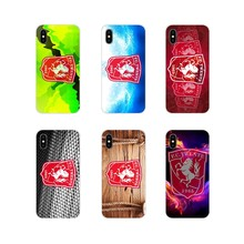 Fc Twente Logo Accessories Phone Shell Covers For Huawei G7 G8 P8 P9 P10 P20 P30 Lite Mini Pro P Smart Plus 2017 2018 2019(China)