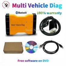 2021 Mới VCI Vd Ds150e Cdp Bluetooth 2017.R3 Cho Delphis OBDII Chẩn Đoán Công Cụ Sửa Chữa Obd2 Máy Quét Xe Tải Xe Tải Nhiều Xe Diag