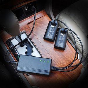 Image 4 - 3In1 バッテリー充電器車の充電アダプタ dji mavic ミニドローンアクセサリー A69B