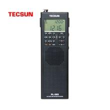 Oryginalny TECSUN PL 365 Mini przenośny DSP ETM ATS fm stereo MW SW World Band wieża Stereo PL365 szary kolor I3 002