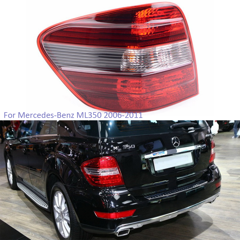 YTCLIN Tail Light For Mercedes-Benz W164 ML Class ML320 ML350 ML500 ML550 2006-2011 Rear Brake Light Stoplight Car Stlying