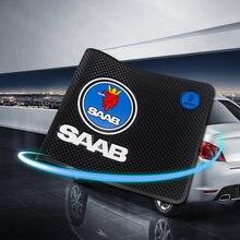 1 шт автомобильный Противоскользящий коврик резиновые чехлы