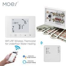 Умный термостат wi fi настенный контроллер температуры воды
