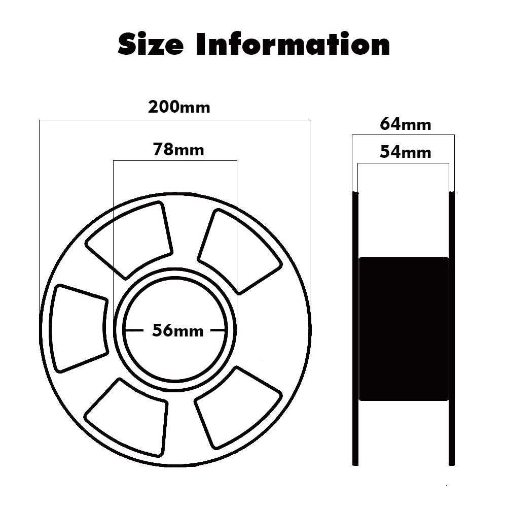 SUNLU PETG 3D Printer Filament 7