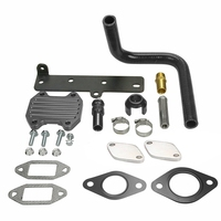 6.7L Cummins EGR Cooler & Throttle Valve Delete Kit for 2013 18 Dodge Ram