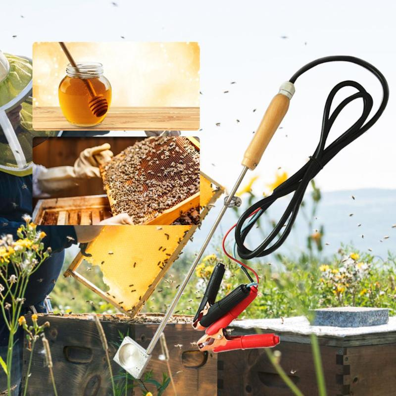 12V Beekeeping Vaporizer Bee Evaporator Oxalic Acid Hive Tool Supply