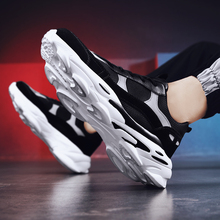 2020 New Brand Running Shoes For Men Air Cushion Mesh Breath