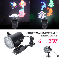 Projector Lights LED Moving Portable Landscape Lamp Lawn Lamp Plastic Christmas Waterproof Party Xmas Outdoor Indoor Garden
