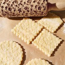40 # noel oklava kazınmış oyma ahşap kabartmalı oklava mutfak aracı kabartma pişirme çerezleri bisküvi Fondan