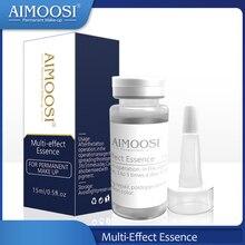 2pcs Aimoosi Multi Effect Essence the postoperative line smooth Eyebrow& Lips&Eyeliner Microblading Permanent Makeup Tattoo