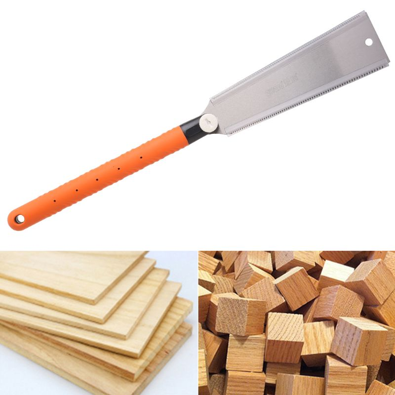 2020 New Hand Saw SK5 Japanese Saw 3-edge Teeth 65 HRC Wood Cutter For Tenon Wood Bamboo Plastic Cutting Woodworking Tools 1PC