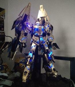 Image 5 - Daban BGM unité de télécommande LED pour Daban Bandai PG 1/60 RX 0, licorne BANSHEE PHENEX Gundam DD062