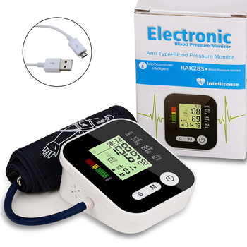 Electric Blood Pressure Meter for Measuring Heart Beat Pressure And Pulse Rate
