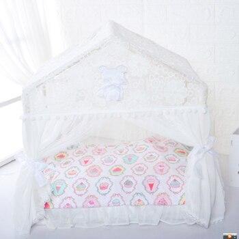 Luxury toy house cat upscale dog tent cat rest gazebo