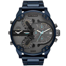 Relogio Masculino red Sport Chronograph Mens Watches new Top Brand Luxury Full S