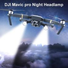 Night Lamp Voor Dji Mavic Pro Flash Led Filght Licht Lamp Kit Voor Dji Mavic Pro Night Flight Zoeken Verlichting drone AccessoiresLandingsgestel