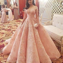 Ball-Gown Prom-Dress Quinceanera-Dresses Night-Decoration Elegant Sweet 16 Corsets Party