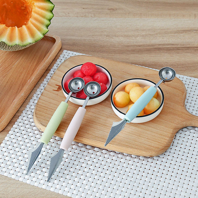 Stainless Steel Watermelon Slicer Cutter Knife Corer Fruit Vegetable Tools Kitchen Gadgets Accessories utensilios cooking 6