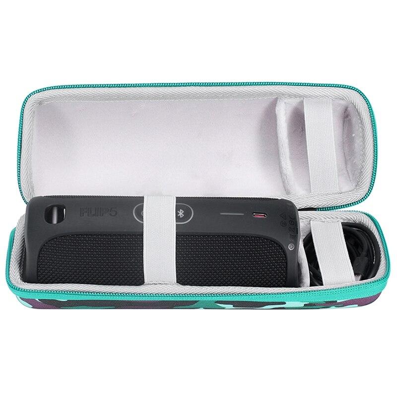 IG-Shockproof Hard Protection Eva Case for Flip 5...