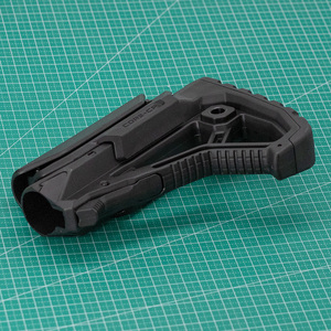 Image 4 - Taktische Nylon Einstellbare Erweiterten Lager für Air Guns CS Sport Paintball Airsoft BD556 M4 JinMing Gel Blaster Empfänger Getriebe