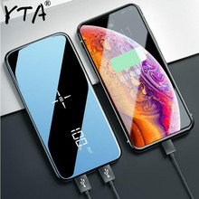 Qi Wireless 30000mah Power Bank Wireless Charger For iPhone