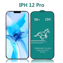 Tempered-Glass Screen-Protector IPHONE Full-Cover Sinzean for 100pcs 21H 12-Pro 678-Plus/5s