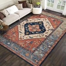 Alfombras marroquíes Vintage para sala de estar, decoración del hogar, dormitorio, alfombra, sofá grande, mesa de café, alfombra de suelo de estudio de estilo indio