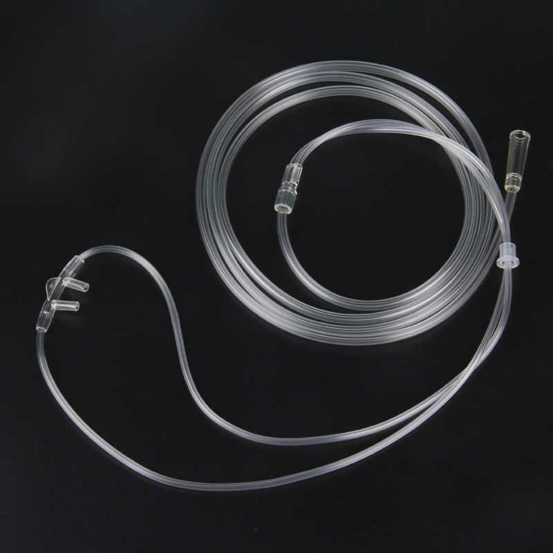 Yuwell Oxygen Tube Nasal Cannula Nasal Oxygen Tube Soft Nasal Cannula Tube Oxygen Concentrator Generator Accessories 2m 4m 8m