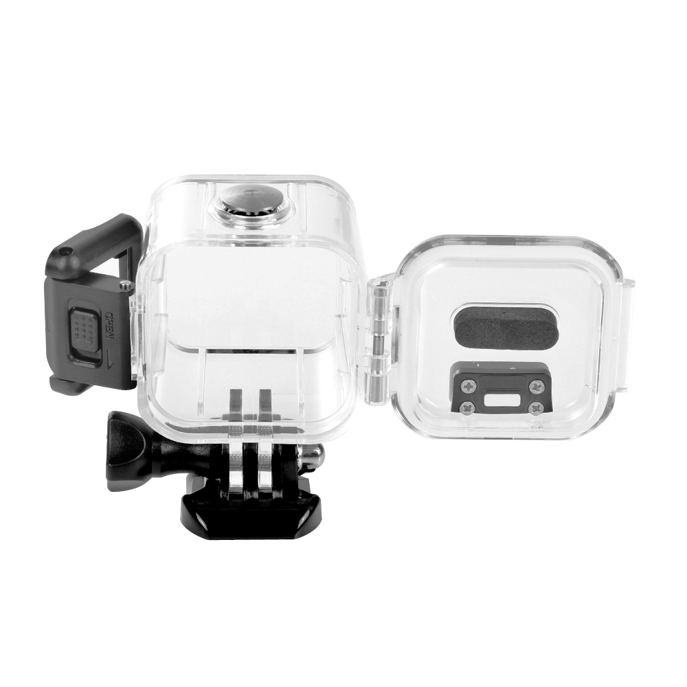 Waterproof Housing Frame Protective Case Tripod Mount With Adapter For Gopro Hero 4 Session Go Pro 4s Action Camera Accessory