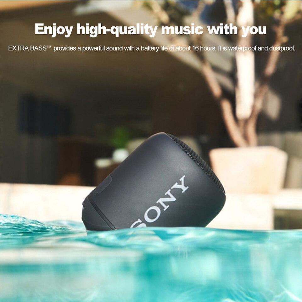 Sony SRS-XB12 Portable Wireless Speaker 6