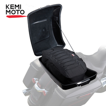 Saddlebags for Motorcycle Luggage Rack Liner Touring For Road King For Electra Street Glide For Ultra Tour FLTR FLHX 93 13 Bag