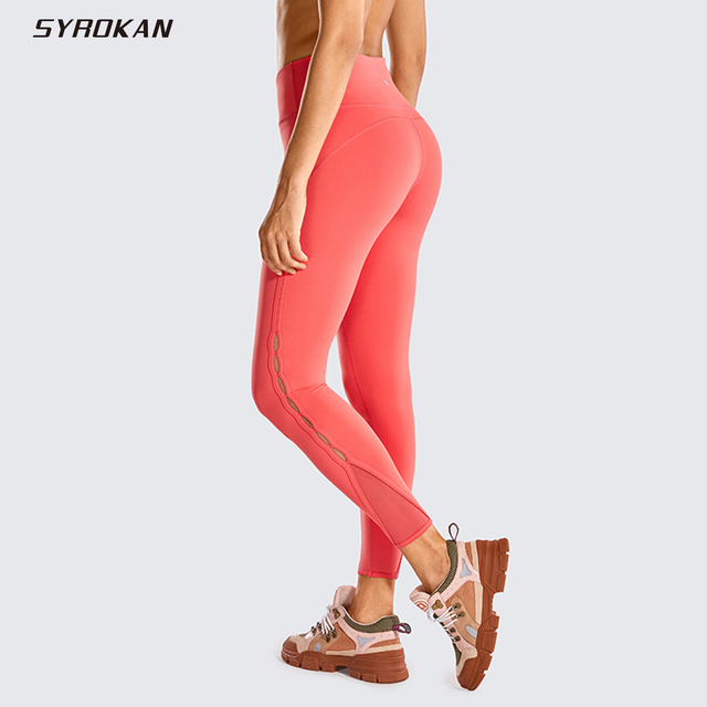 Women's Naked Feeling High Waist 7/8 Tight Yoga Pants