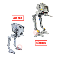 NEW StarWars The Rogue One imperial AT-ST Walker AT-DP star wars figures model Building Blocks brick diy toys gift kid birthday