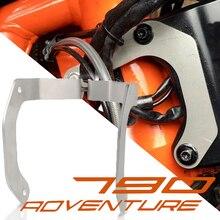 Motocicleta farol reforço suportes pescoço cinta conjunto para 790 890 aventura 790r/s 890 aventura adv 2020 2021