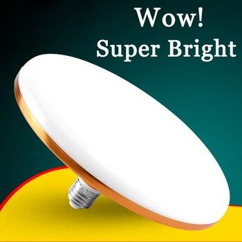 E27 Led Bulb Lamp Light 220V  50W 40W 30W 20W 15W High Power Spotlight Lampada Ampoule Bombilla Led Cold White Home Decor Lights цена 2017