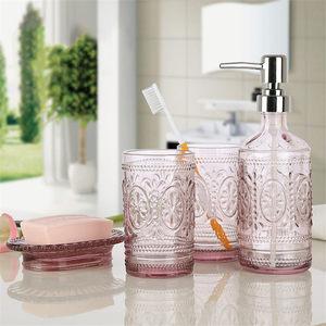 Creative Glass wash bathroom f