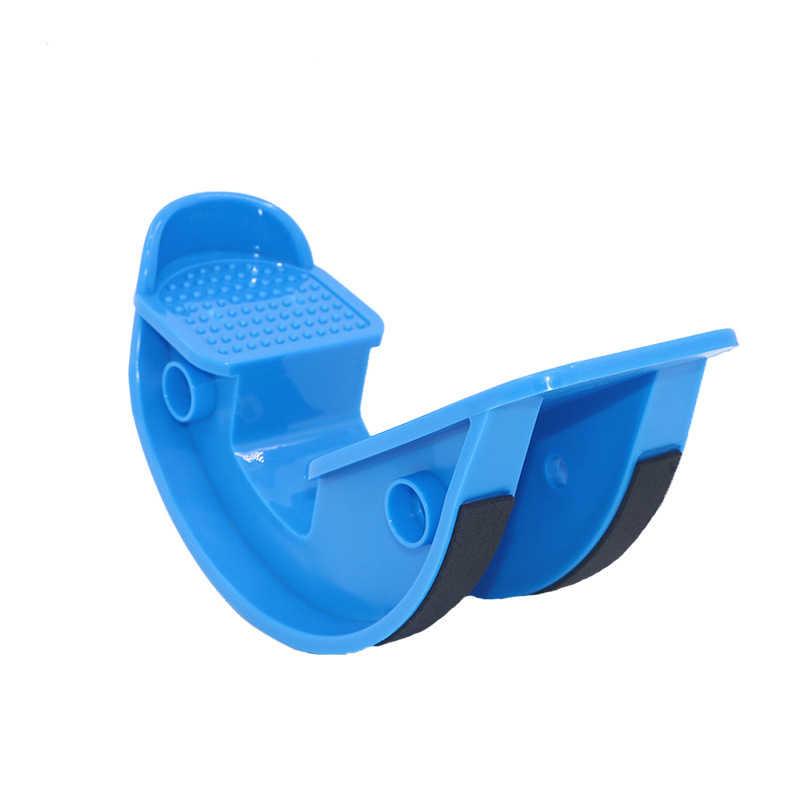 רגל למתוח נדנדה עגל קרסול למתוח לוח עבור אכילס גיד שריר רגל אלונקה יוגה כושר ספורט עיסוי דוושה