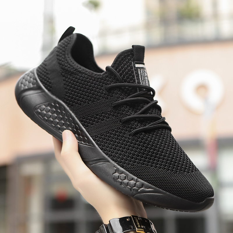 Damyuan 2020 New Summer Fashion Men Shoes Sneakers Running Shoes Sports Big Size 46 Breathable Lace-up Women Shoes Casual Shoes