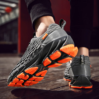 Fires Sneakers For Men Breathable Light Rubber Man Sneaker Trend Walking Shoes Zapatos Hombre Running Shoes For Men Lace up
