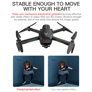 Image 4 - ZLL SG906 PRO 2 PRO2 GPS Drone 4K HDกล้อง3แกนแกนAnti Shake Gimbal WiFi FPV Dron Brushless Professional Quadcopter