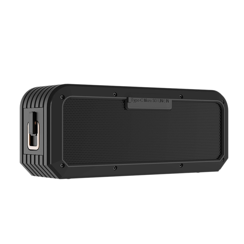 Portable Bluetooth Wireless Speaker 40W Super Bass with 6600 MAh IPX7 Water-Resistant TWS Speakers