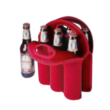 Anti-drop Portable Wine Bottle Bag 29.3*29.3CM large gift wine bags Kitchen Bar Supply Tools waterproof tear-resistant hand bag