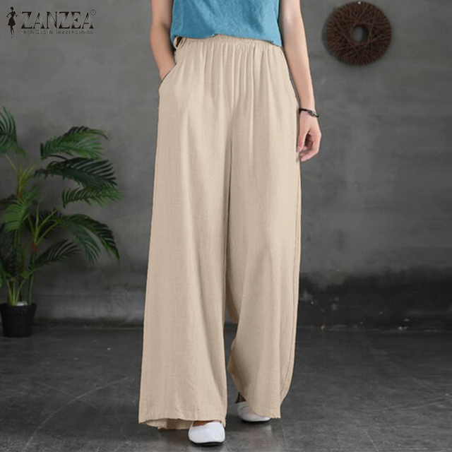 Vintage Cotton Trousers 1