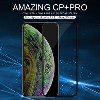 Volle Abdeckung Gehärtetem Glas Für iphone 11 SE 2020 NILLKIN CP + Pro 9H Glas Screen Protector Für iphone 11 pro max/ip X/Xr/Xs Max