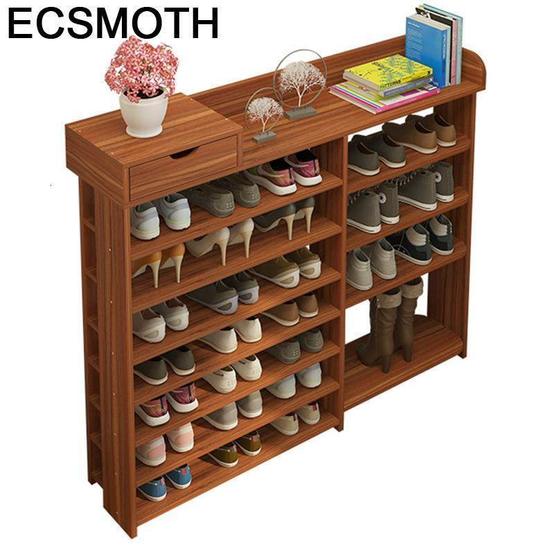 Zapato Armario De Almacenamiento Minimalist Storage Kast Moveis Para Casa Meble Rack Mueble Sapateira Furniture Shoes Cabinet